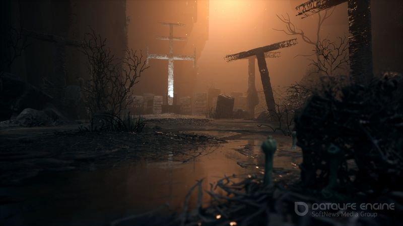 Скриншот к игре The Medium - Deluxe Edition v.1.0.183 [GOG] (2021) скачать торрент Лицензия