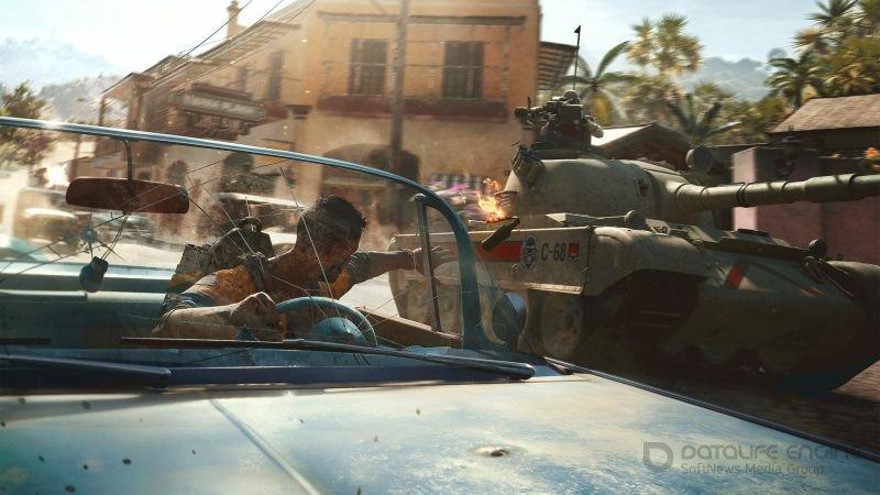 Скриншот к игре Far Cry 6