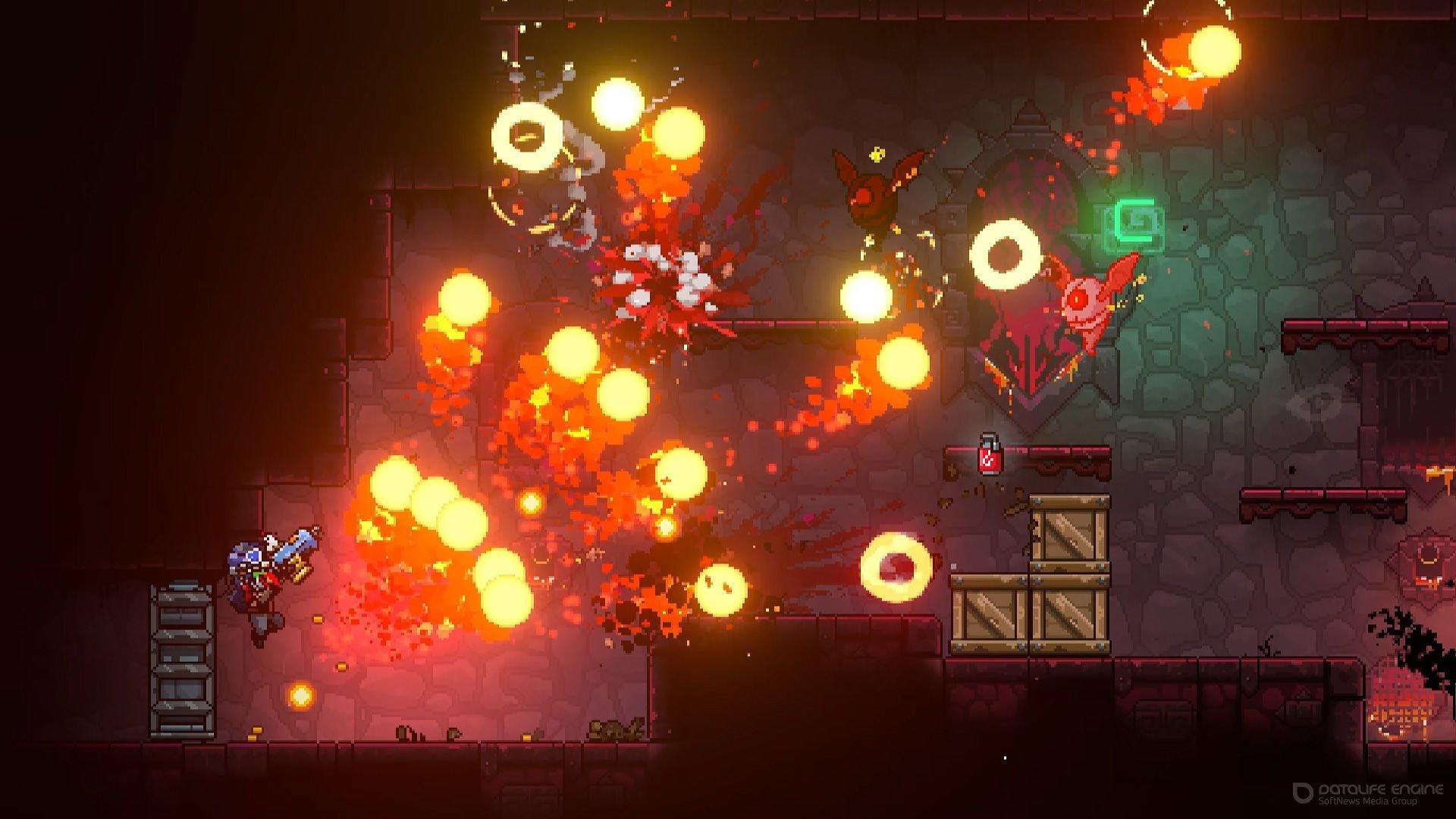 Скриншот к игре Neon Abyss v.1.3.4.1rc2 [GOG] (2020) скачать торрент Лицензия