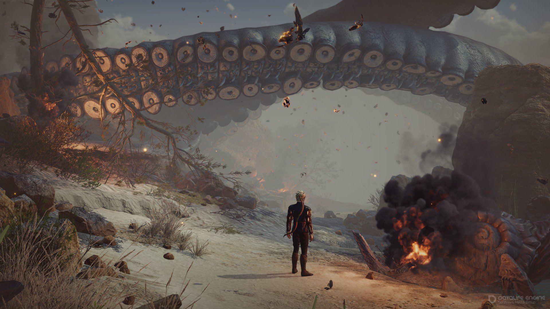 Скриншот к игре Baldur's Gate 3 [4.1.90.6165 EA] (2020) скачать торрент RePack от R.G. Механики