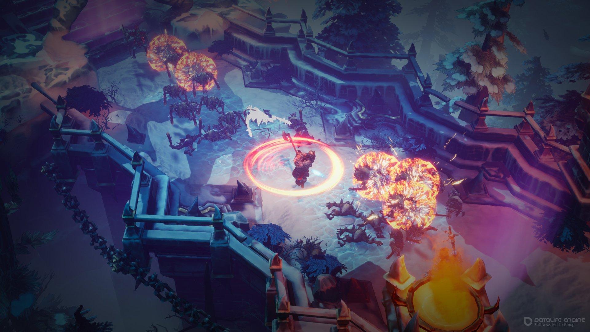 Скриншот к игре Pagan: Absent Gods (2019) скачать торрент RePack