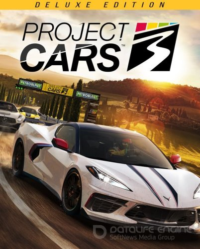 Project CARS 3 - Deluxe Edition [1.0.0.0.0643+DLC]