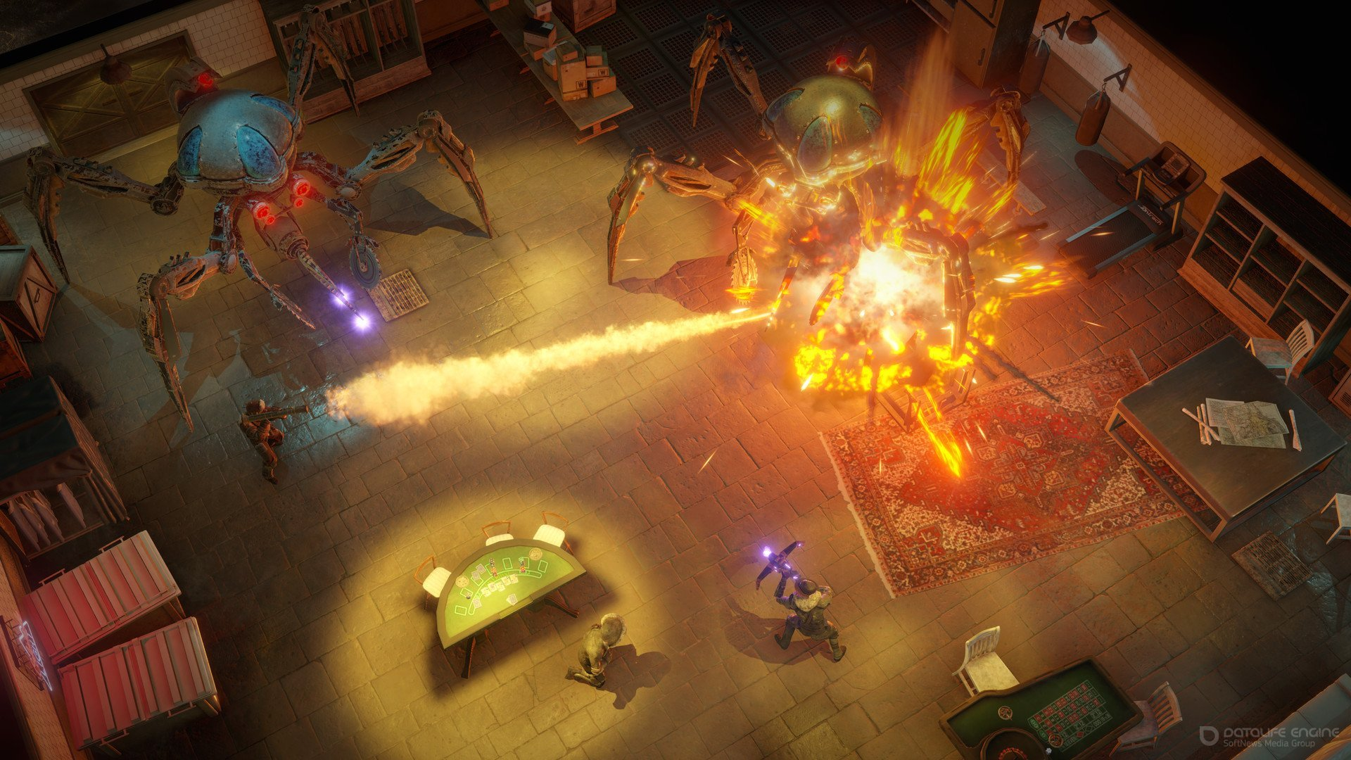 Скриншот к игре Wasteland 3 - Digital Deluxe Edition [v j2844 + DLC] (2020) RePack от R.G. Механики