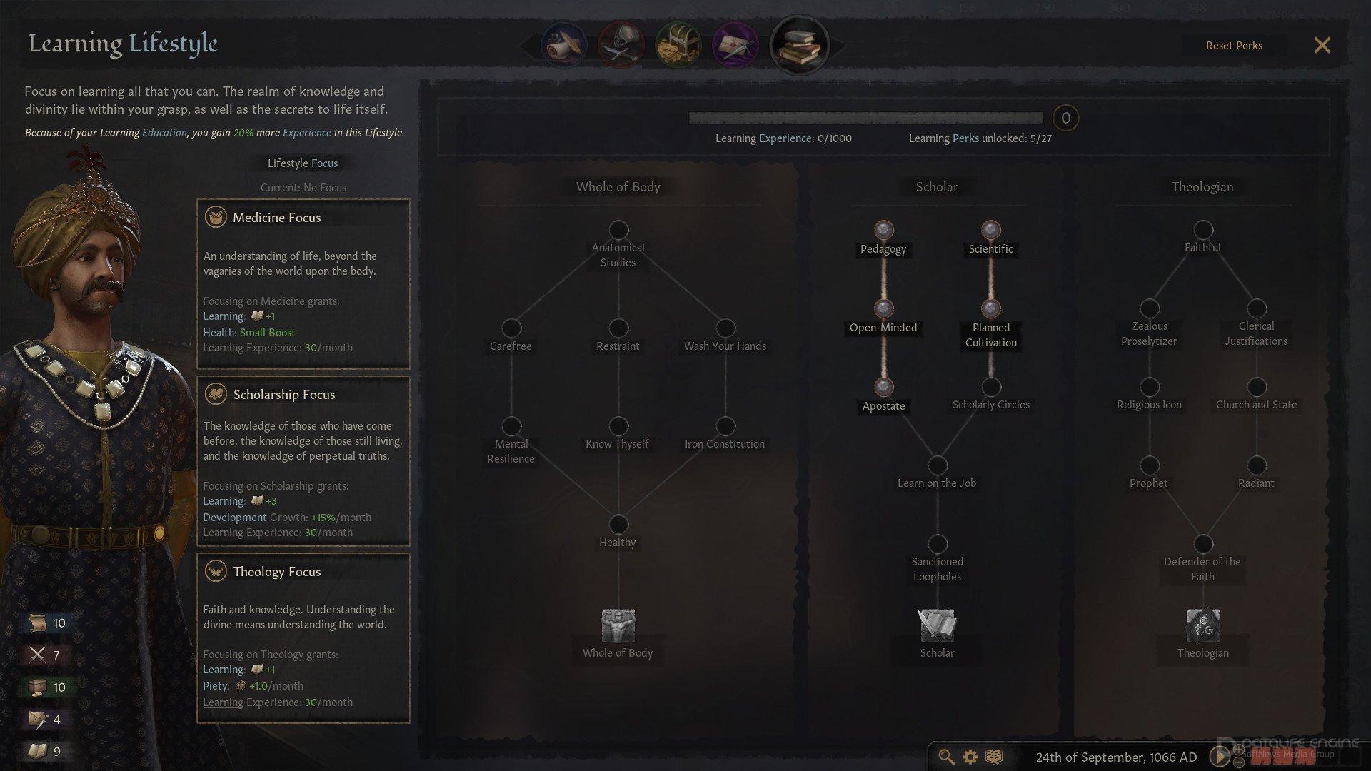 Скриншот к игре Crusader Kings III - Royal Edition v.1.3.0 [Steam-Rip] (2020) скачать торрент Лицензия