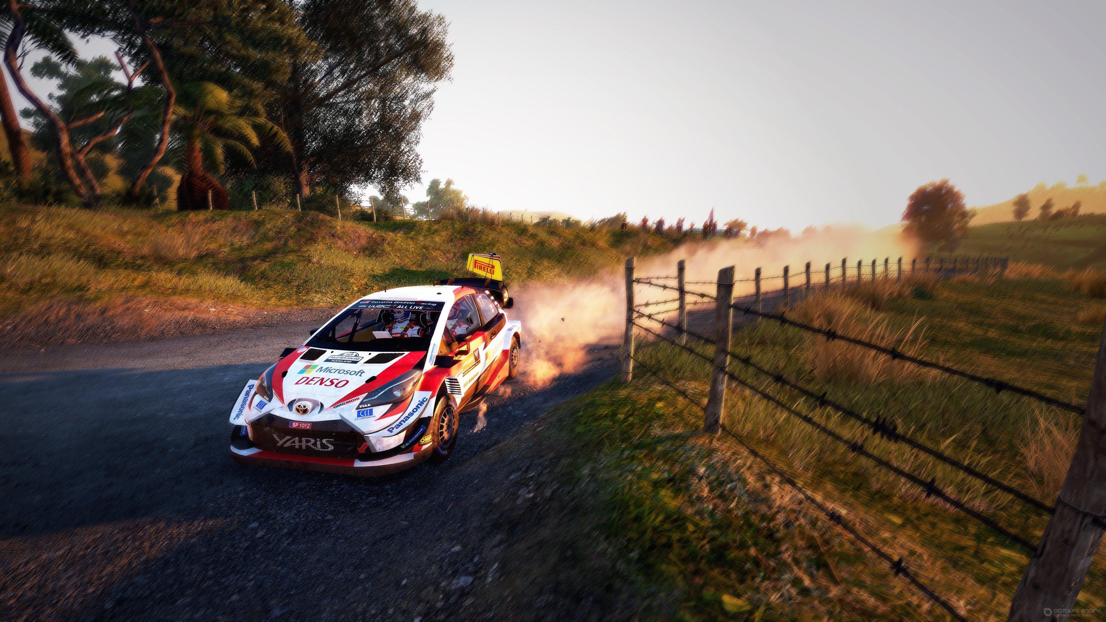 Скриншот к игре WRC 9 FIA World Rally Championship : Deluxe Edition [v 1.0 Update 2 + DLCs] (2020) скачать торрент RePack