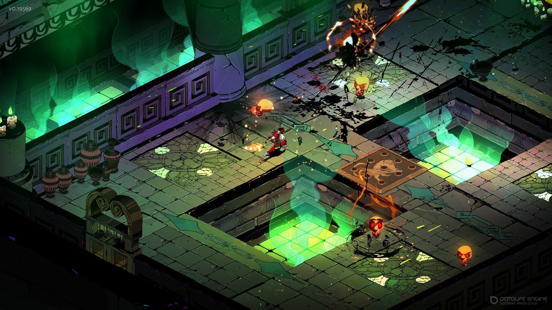 Скриншот к игре Hades v.1.37332 [EGS-Rip] (2020) скачать торрент Лицензия