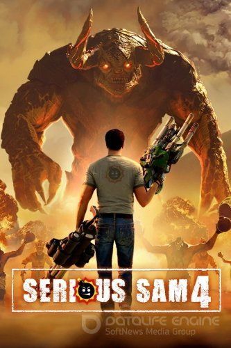 Serious Sam 4: Deluxe Edition [v 1.07 + DLC]