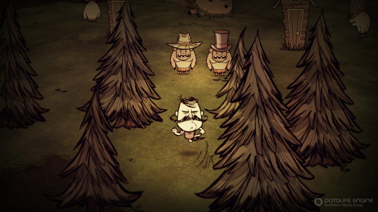 Скриншот к игре Don't Starve v.429404 [GOG] (2013) скачать торрент Лицензия