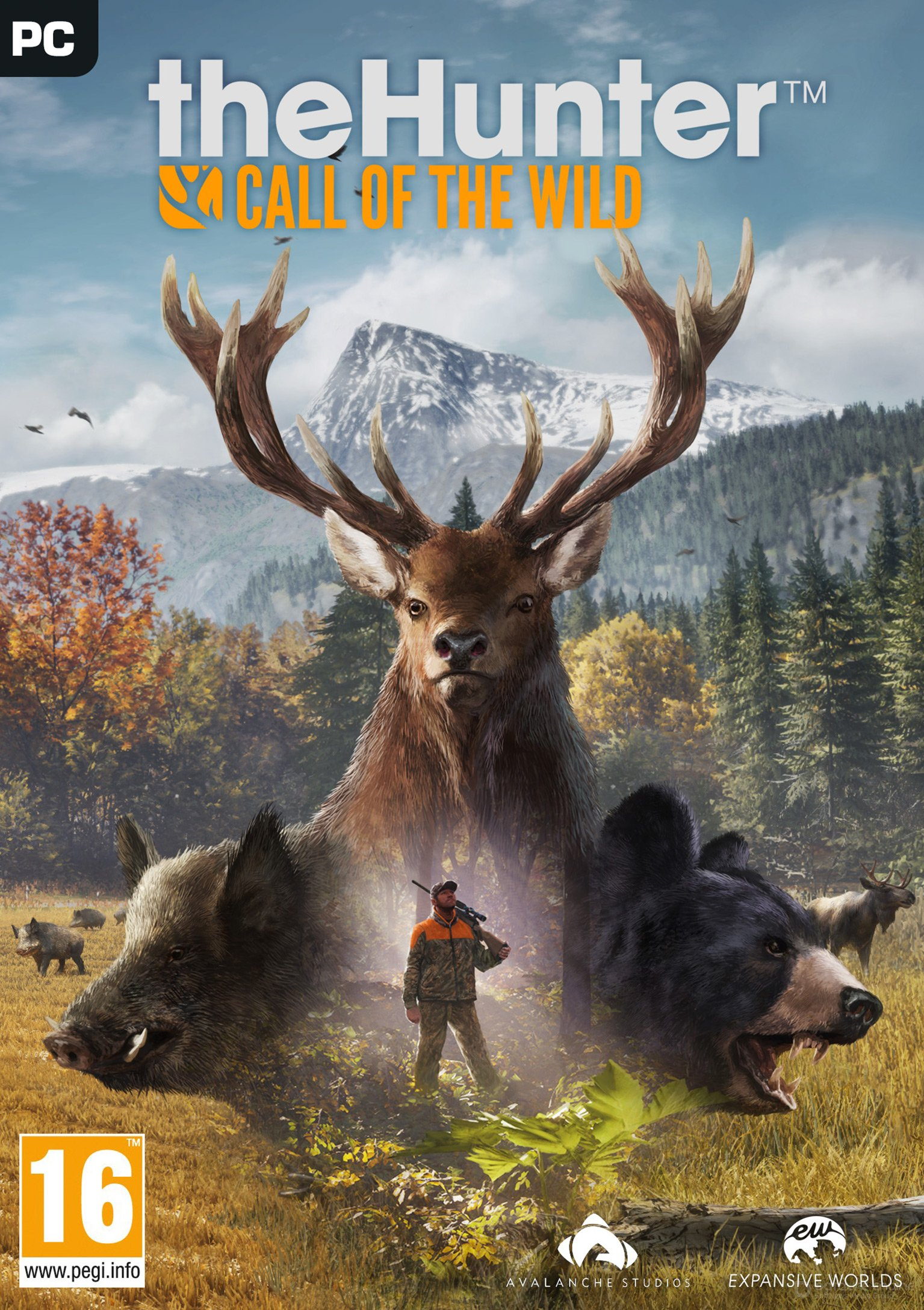 TheHunter: Call of the Wild [v1939208 +DLC]