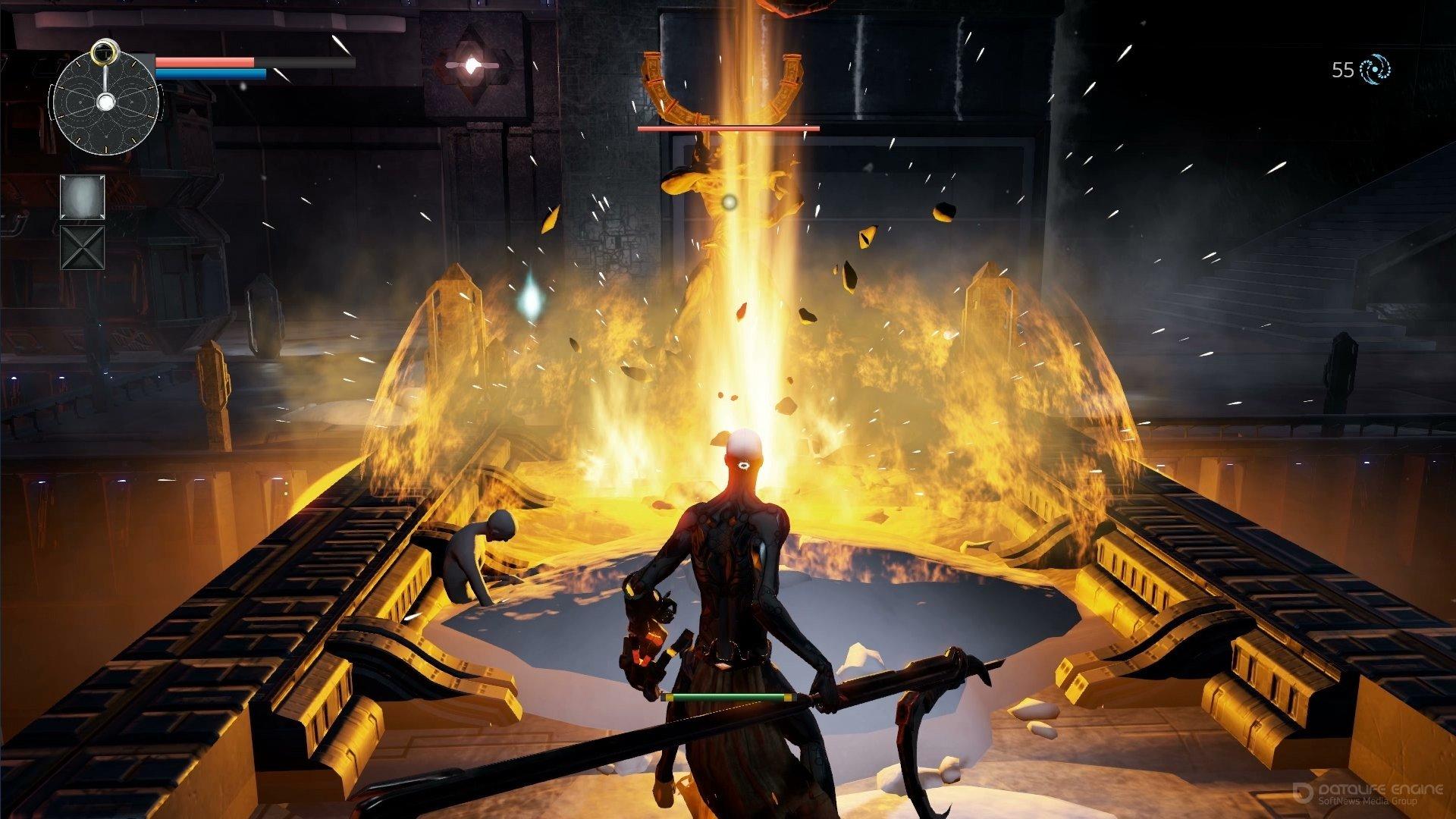 Скриншот к игре Hellpoint v.366 [GOG] (2020) скачать торрент Лицензия