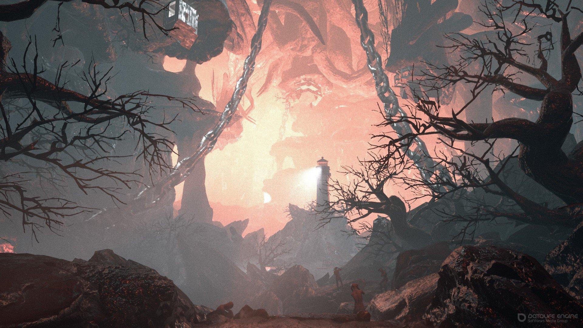 Скриншот к игре Visage v.3.02 [GOG] (2020) скачать торрент Лицензия