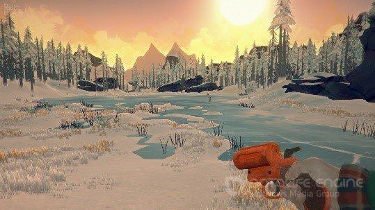 Скриншот к игре The Long Dark v.1.94 [GOG] (2017) скачать торрент Лицензия