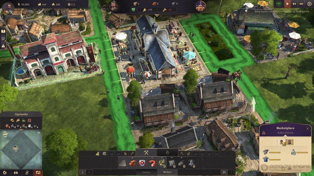 Скриншот к игре Anno 1800: Complete Edition (2019) скачать торрент скачать торрент RePack от R.G. Механики