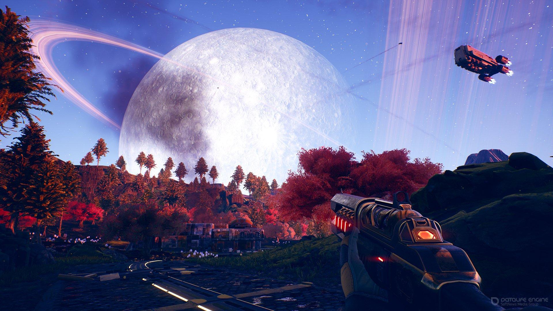 Скриншот к игре The Outer Worlds [v 1.4.1.617 (42134) +DLC] (2019) скачать торрент RePack от R.G. Механики