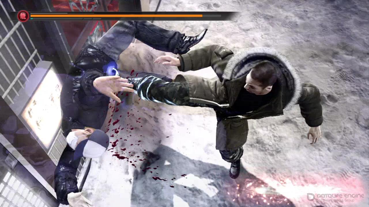 Скриншот к игре Yakuza 5 Remastered [CODEX] (2012-2021) скачать торрент Лицензия
