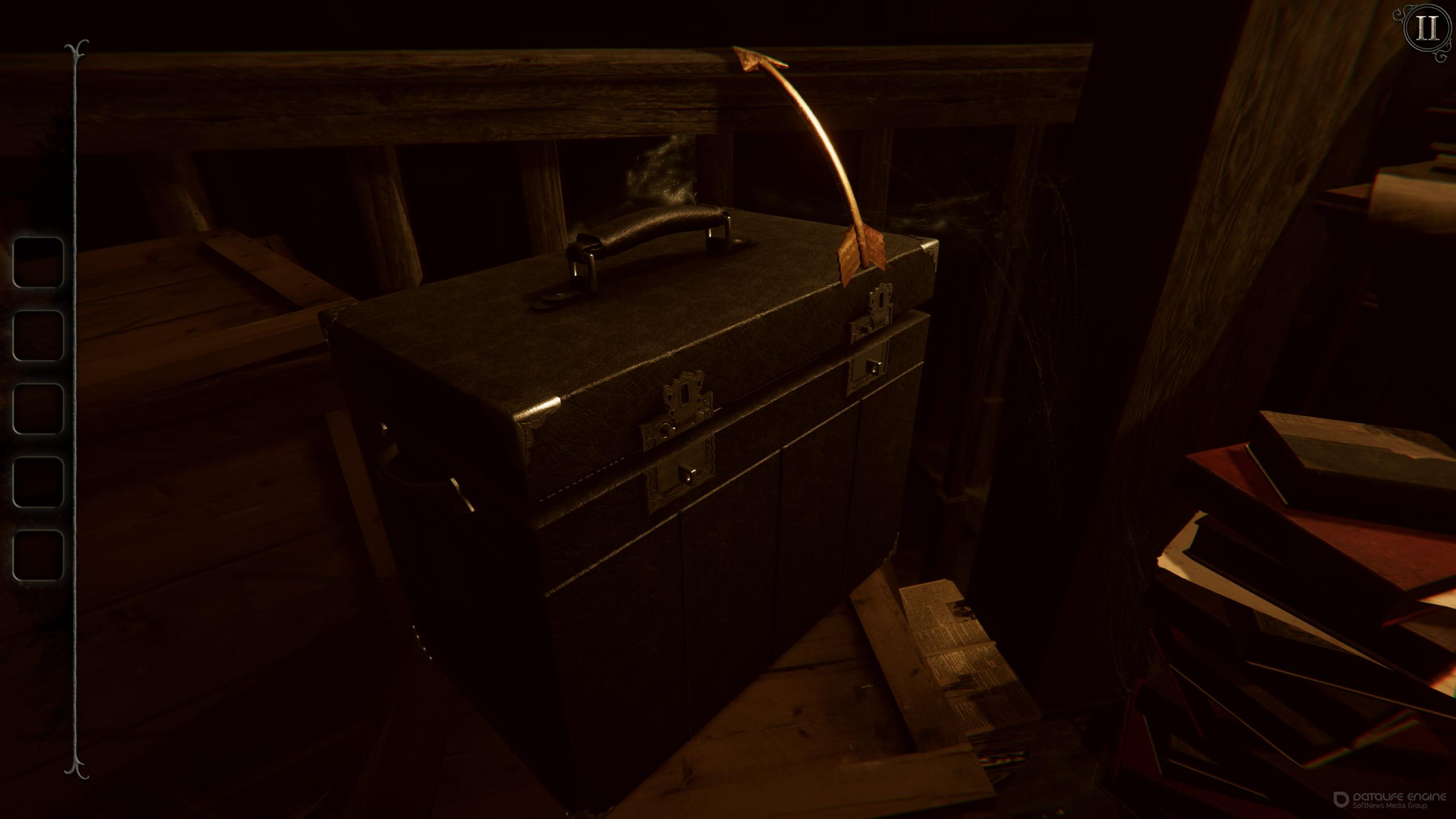 Скриншот к игре The Room 4: Old Sins [CODEX] (2021) скачать торрент Лицензия