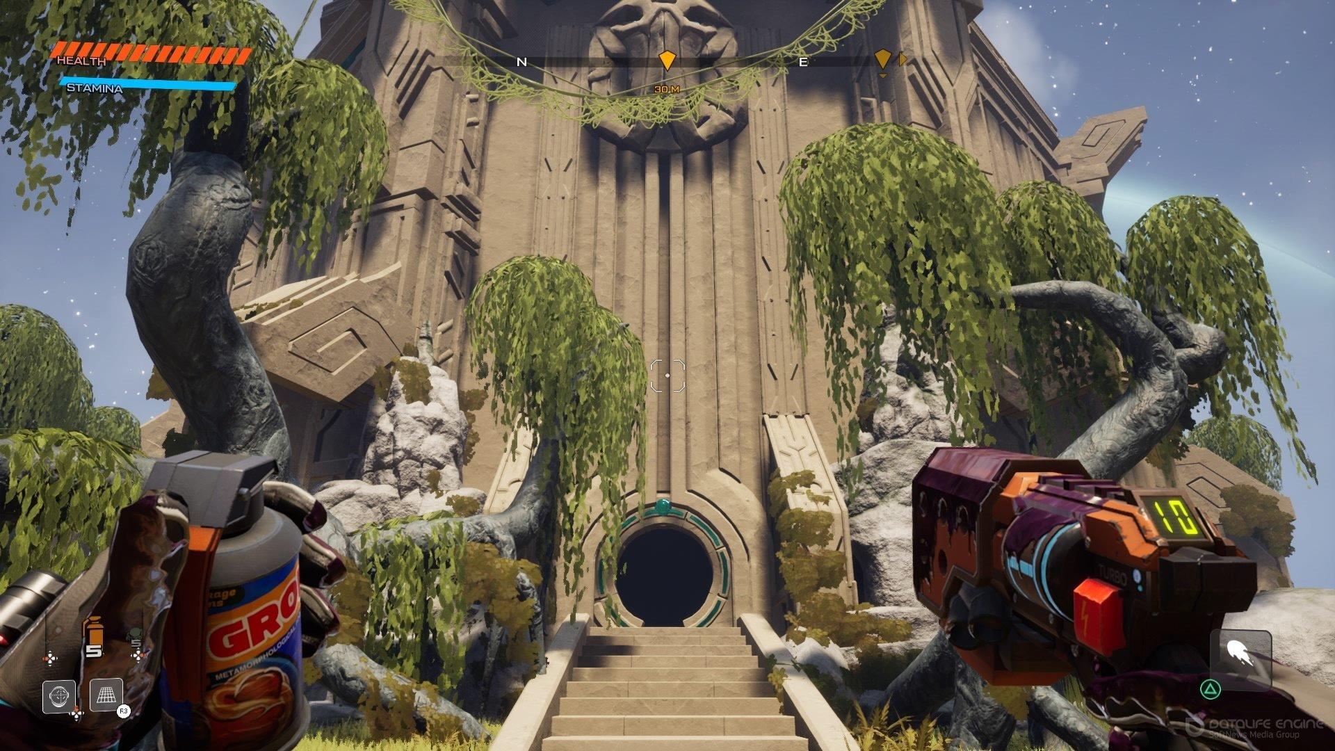 Скриншот к игре Journey to the Savage Planet v.1.0.10 [GOG] (2020) скачать торрент Лицензия