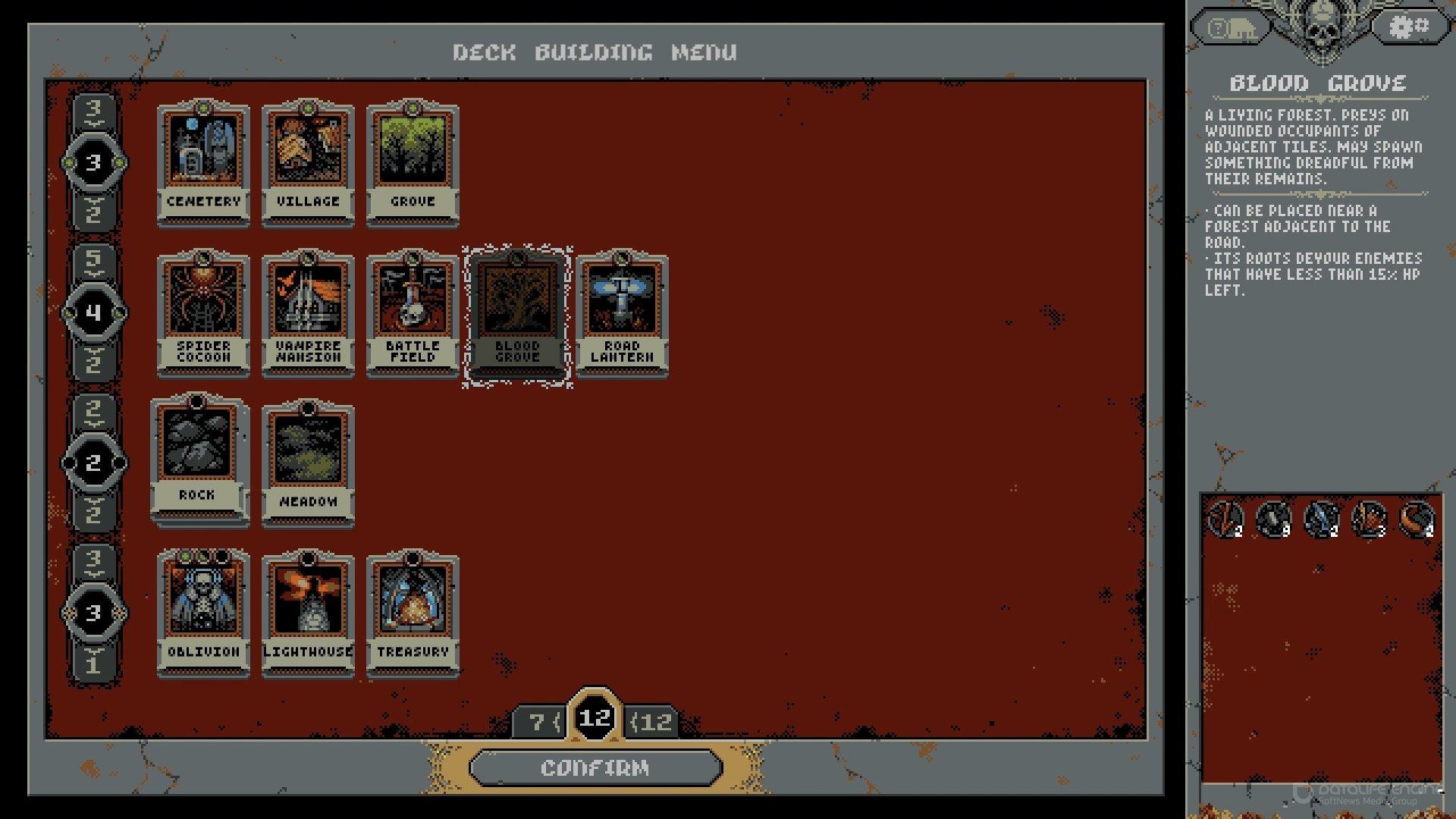 Скриншот к игре Loop Hero v.1.012 [GOG] (2021) скачать торрент Лицензия