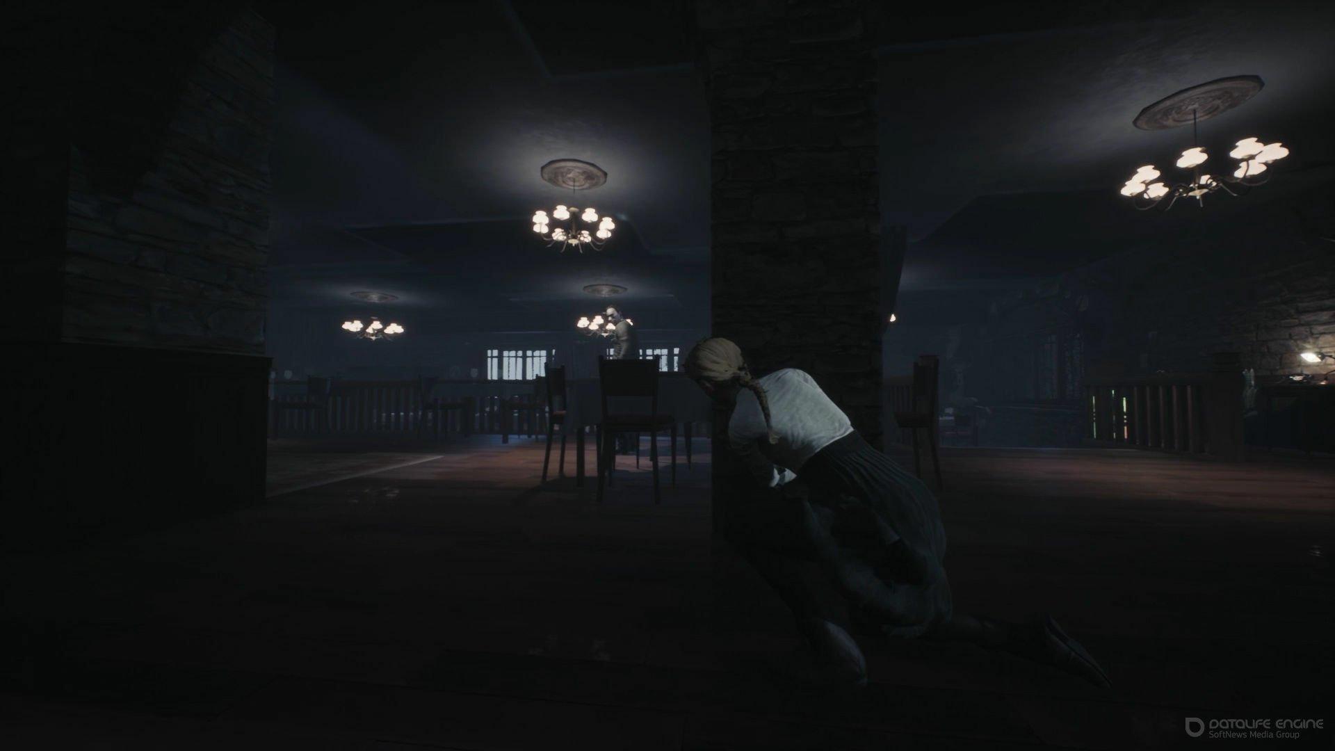 Скриншот к игре Remothered: Broken Porcelain v.1.8.0.1 fix [GOG] (2020) скачать торрент Лицензия