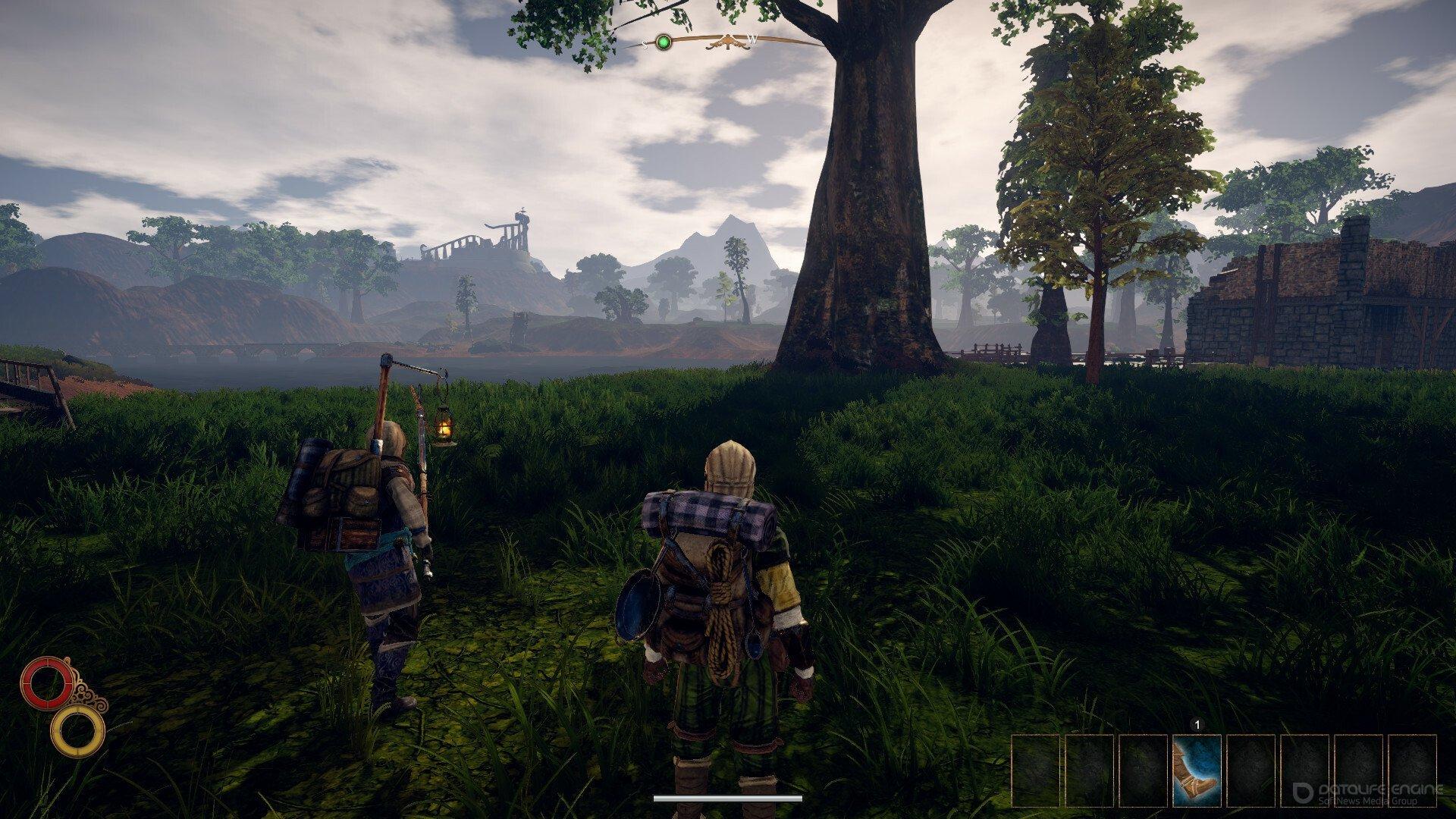 Скриншот к игре Outward v.1.3.4 [GOG] (2019) скачать торрент Лицензия