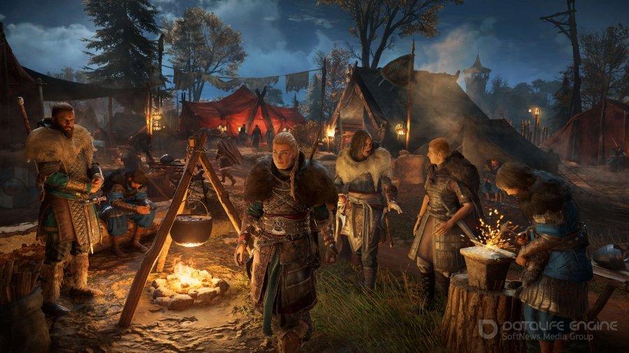 Скриншот к игре Assassin's Creed: Valhalla [v 1.1.2] (2020) PC   Repack от R.G. Механики