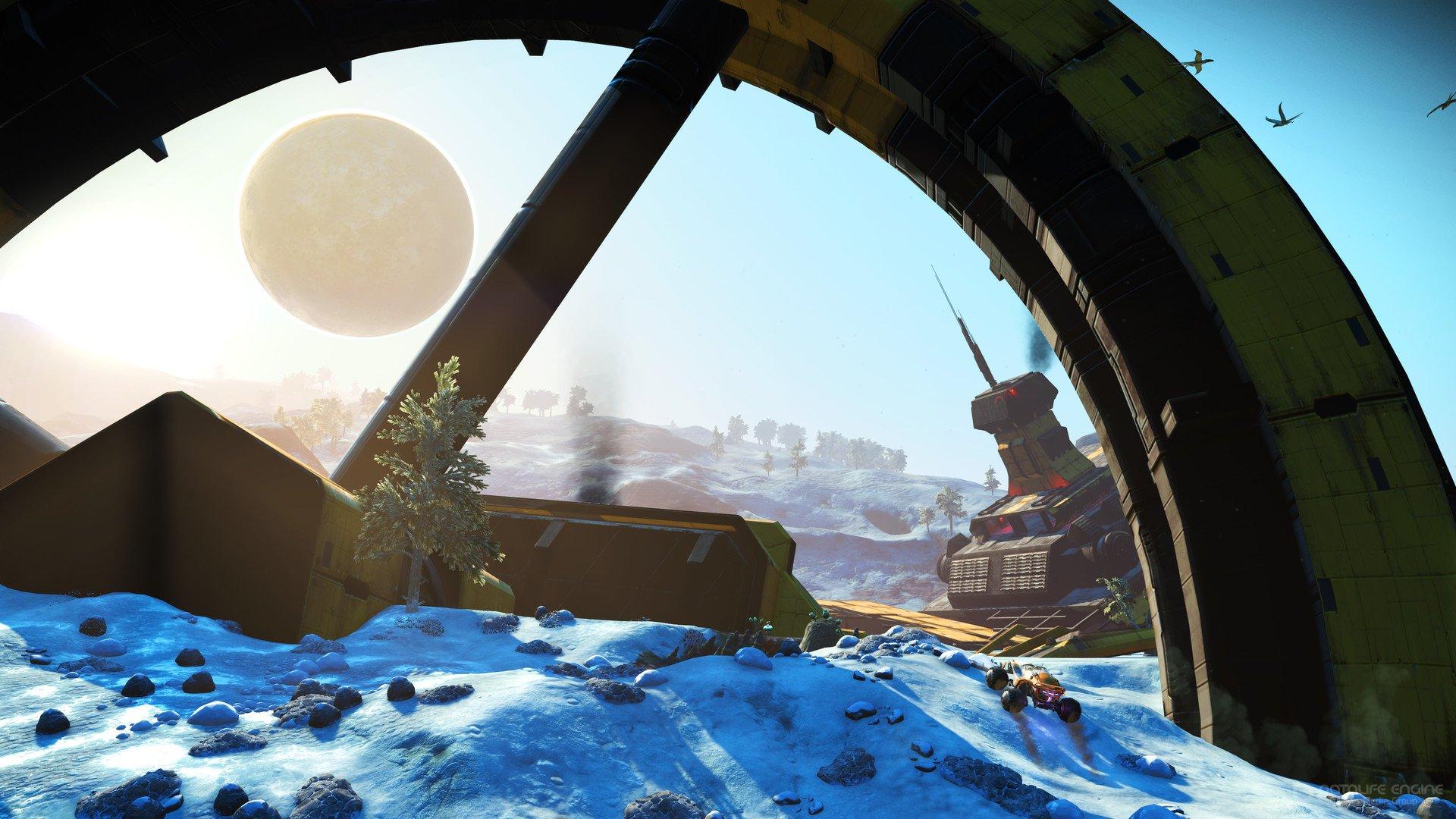 Скриншот к игре No man's Sky (v 3.32 expeditions 71007 (46021)) [GOG] (2016) скачать торрент Лицензия